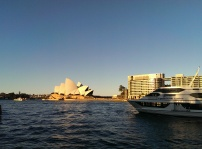 Late Afternoon at Circular Quay