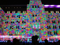 Mechanised Colour Assemblage, at Vivid Sydney