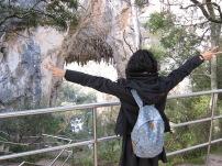 hello from Jenolan Caves