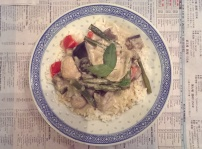 Homemade Thai Green Curry