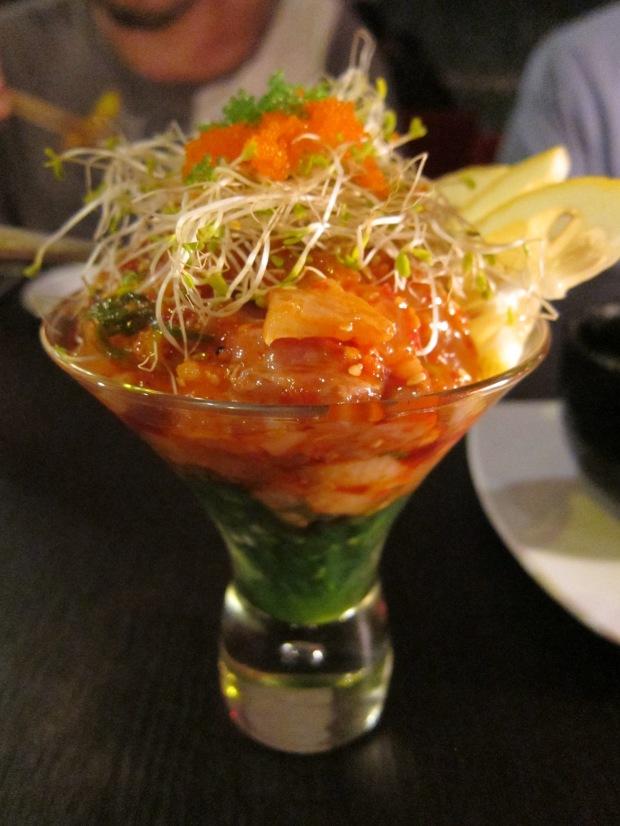 Seafood Poke